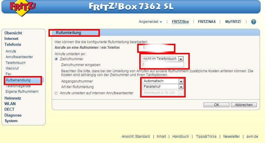 fritzbox anrufbeantworter ansage