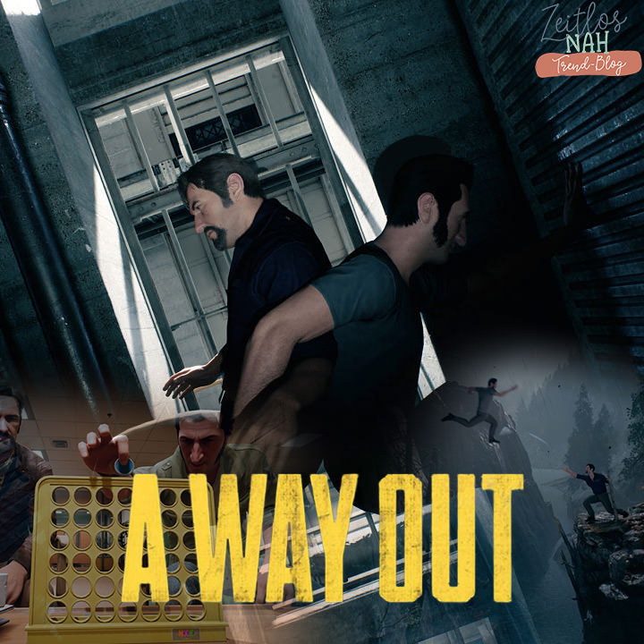 A Way Out Perfektes Couch Koop Spiel Für Pc Ps4 Xbox